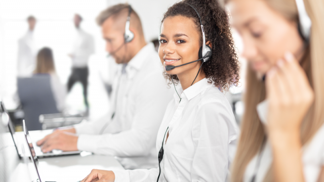 Umfrage: Contact Center Trendstudie 2021