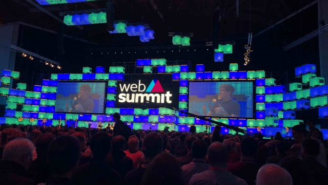 Artikel: Web Summit 2018