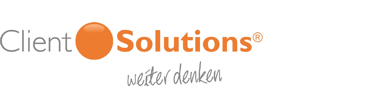 Logo clientsolutions