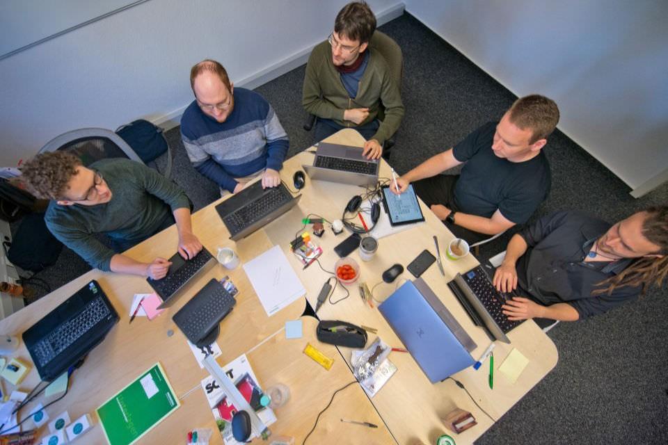 Developer Team @work